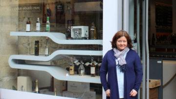 Rencontre avec Anne Lubert à La Cave Saint-Honoré