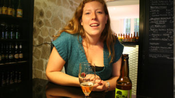 """""""La bière autrement""""  avec Brewberry et sa créatrice, Cécile Delorme"""
