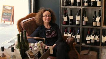 Ganit Hirschberg : littérature et vin chez Cultures Caves