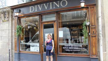 Sommelière passionnée, Marina Giuberti nous présente la cave Divvino