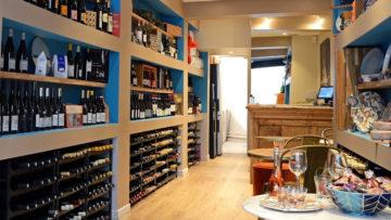Vinosfera, la cave du Marais consacrée aux vins italiens