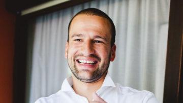 Guillaume Bonnefoi, co-fondateur de MistralGin, le dry gin rosé, & Cuvée Mistral