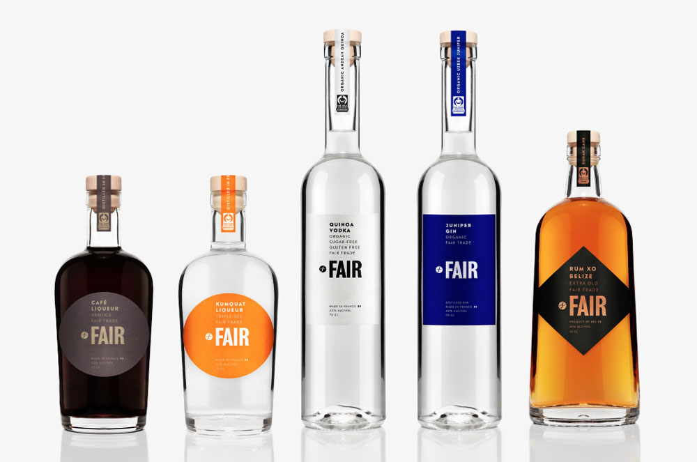 Fair drinks spirits