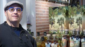 Franck Saint-Denis : Vin & Cuisine à la Cave des Entrepreneurs