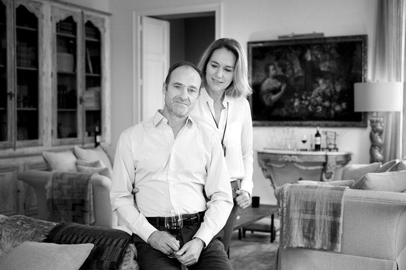Frédéric & Anne Bellanger Château Roquefort
