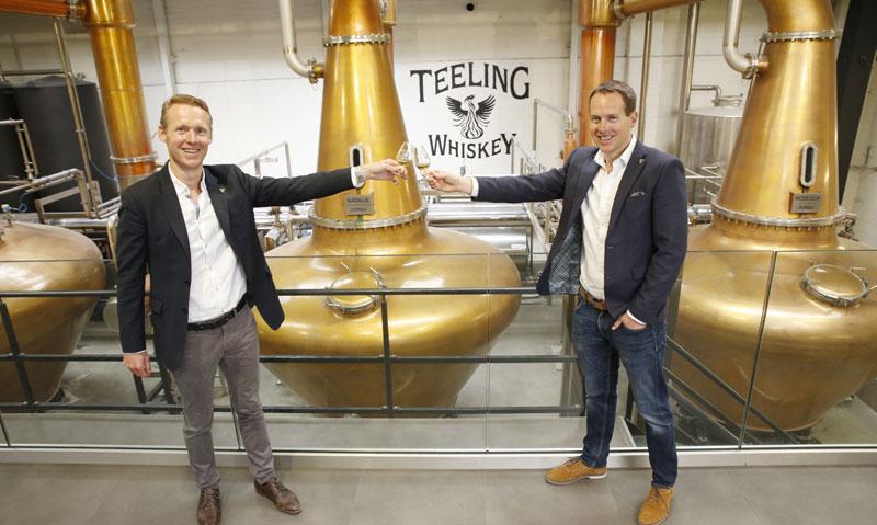 Jack & Stephen Teeling