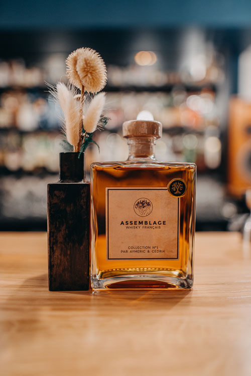 Maison Mounicq Whisky Assemblage