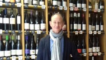 Ambiance bistro chez Sylvain Grandchamp, à L'Entre Deux Vins