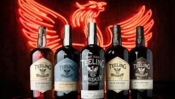 Teeling, symbole du renouveau du whiskey irlandais