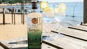 Sorgin, le premier et unique gin de sauvignon blanc